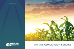 Download Our On-Site Conversion Service Brochure