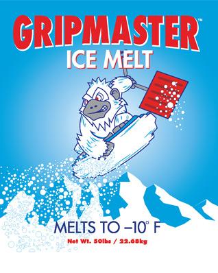 Gripmaster™ Ice Melt