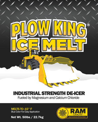 Plow King® Ice Melt